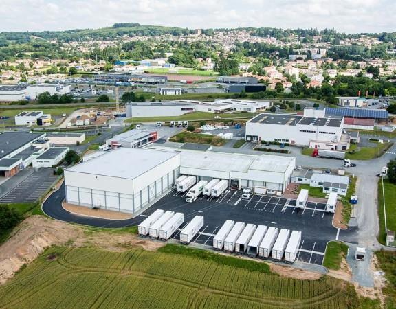 prise-de-vue-drone-pouzauges-zone-industrielle-1